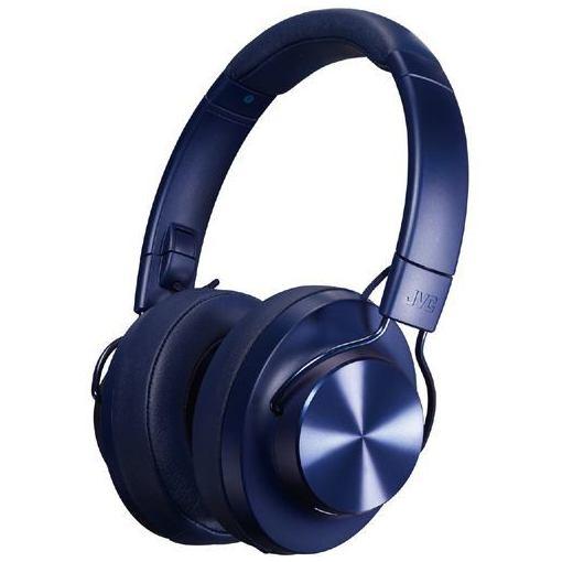 JVC HA-SD70BT-A 【ハイレゾ音源対応】 バンドポータブルヘッドホン ブルー