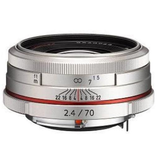 HD PENTAX-DA 70mm F2.4 Limited シルバー