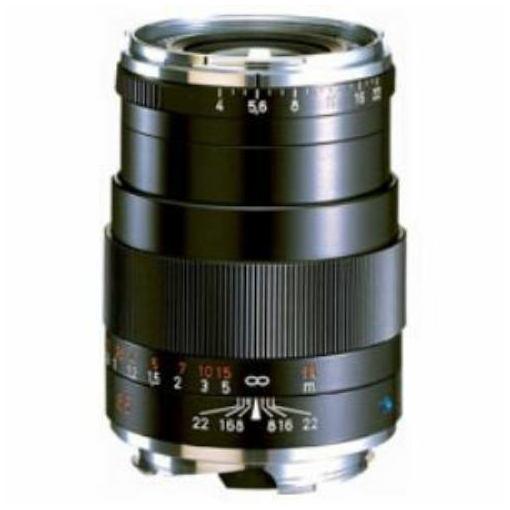 【ポイント10倍!5月10日(金)0:00~23:59まで】ツァイス 交換用レンズ Tele-Tessar T*4/85mm ZM(ブラック)