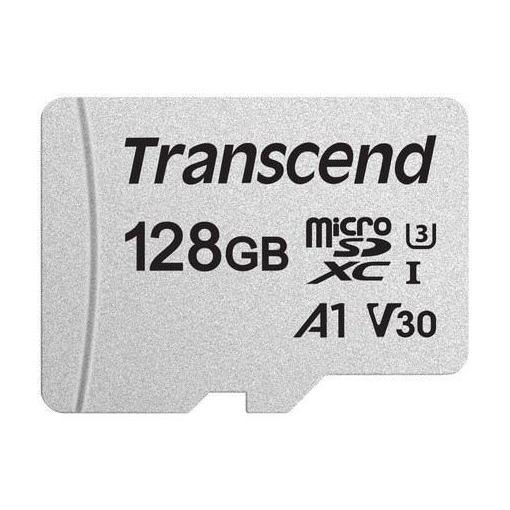 トランセンド・ジャパン 128GB UHS-I U3A1 microSD w/o Adapter TS128GUSD300S TS128GUSD300S