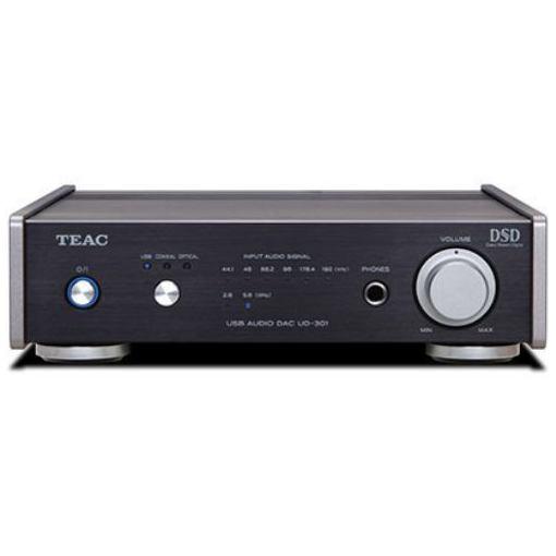 ティアック 【ハイレゾ音源対応】D/Aコンバーター USB DAC スペシャルパッケージ(ブラック) UD-301-SP/B