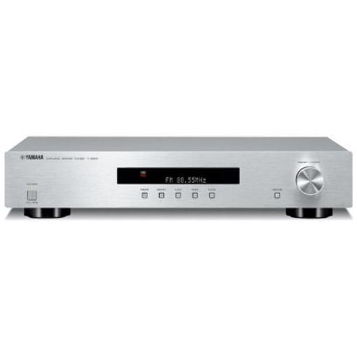 ヤマハ TS-501S FM補完放送対応 ワイドFM/AMチューナー シルバー