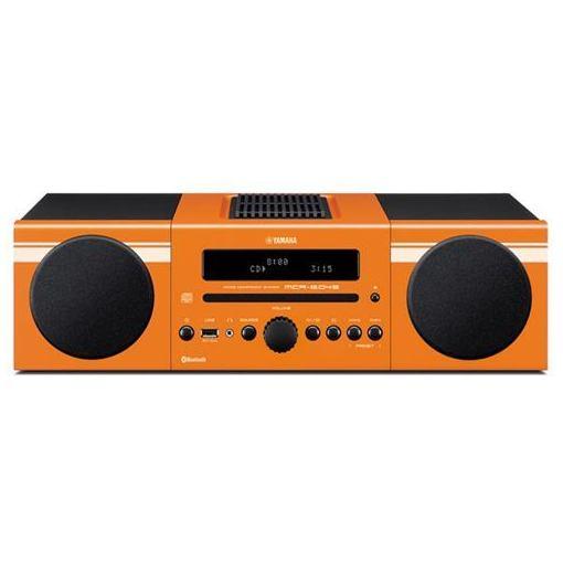 ヤマハ MCR-B043D マイクロコンポーネントシステム オレンジ