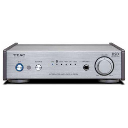 TEAC(ティアック) AI-301DA-SP-S 【ハイレゾ音源対応】 DAC搭載ステレオプリメインアンプ 「スペシャルパッケージ」シルバー