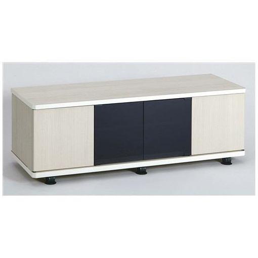 深井無線 FR1200AG ヤマダ電機オリジナルモデル テレビ台 (40-55型用)アイボリー木目