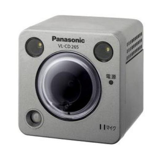 パナソニック VL-CD265 センサーカメラ LEDライト付 屋外タイプ