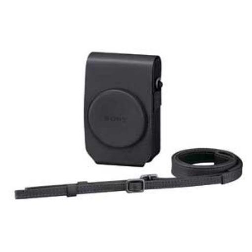ソニー LCS-RXG-B ソフトキャリングケース(ブラック)
