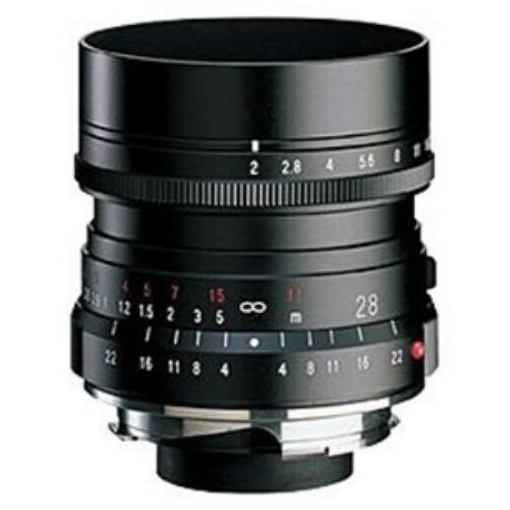 フォクトレンダー ウルトロン ULTRON 28mm F2 VM (VMマウント)