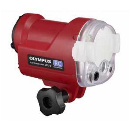 オリンパス UFL-3 水中フラッシュ