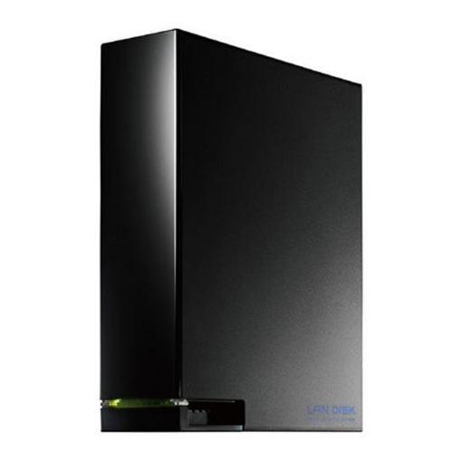 IOデータ HDL-AA6W デュアルコアCPU搭載 1ドライブ高速ビジネスNAS 6TB
