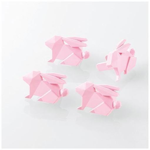 <title>WEB限定 エレコム T-CAPKAKU2 コンセントキャップ カクマル ウサギ</title>
