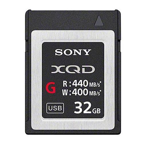 予約販売 ●日本正規品● ソニー QD-G32E 32GB XQDメモリーカード