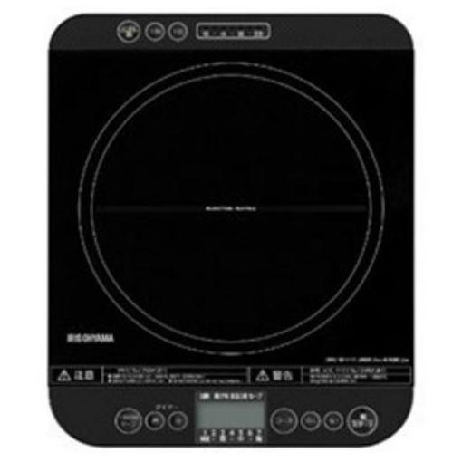 アイリスオーヤマ IHCTM141 卓上型IH調理器 (1口)