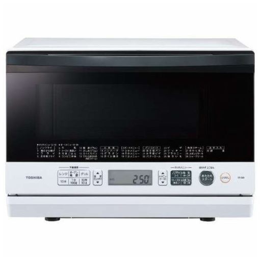 東芝 ER-SD60-W スチームオーブンレンジ 「石窯ドーム」(23L) グランホワイト