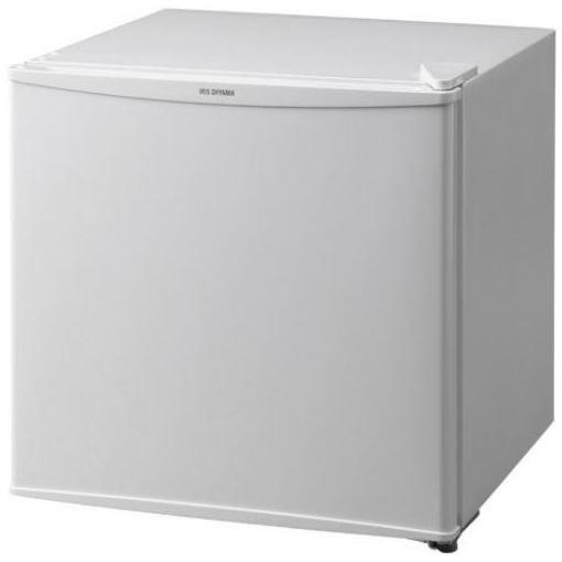 アイリスオーヤマ IRR-45-W 1ドア冷蔵庫 (45L・右開き) ホワイト