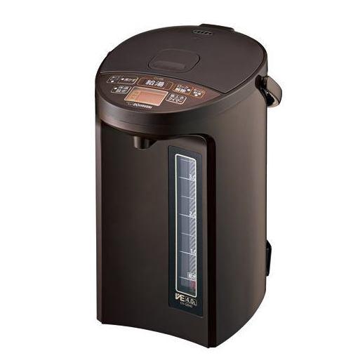 象印 CV-GB40-TA マイコン沸とうVE電気まほうびん 4.0L ブラウン