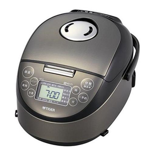 タイガー JPF-A550 K IH炊飯ジャー 炊きたて 3合炊き サテンブラック