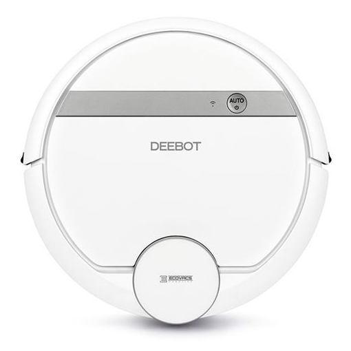 【ポイント10倍!】エコバックス DE5G ロボット掃除機 DEEBOT 900 プラチナホワイト