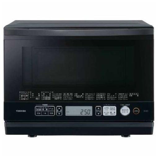 東芝 ER-SD70-K スチームオーブンレンジ 「石窯ドーム」(26L) グランブラック