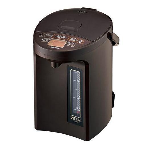 象印 CV-GB30-TA マイコン沸とうVE電気まほうびん 3.0L ブラウン