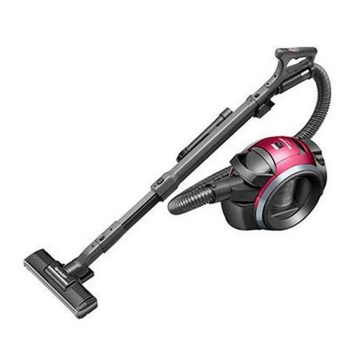 【ポイント10倍!】シャープ EC-MS310-P キャニスター型 サイクロン式掃除機 ピンク系