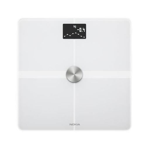Withings Body + White WBS05-White-All-JP WBS05-WHITE-ALL-JP