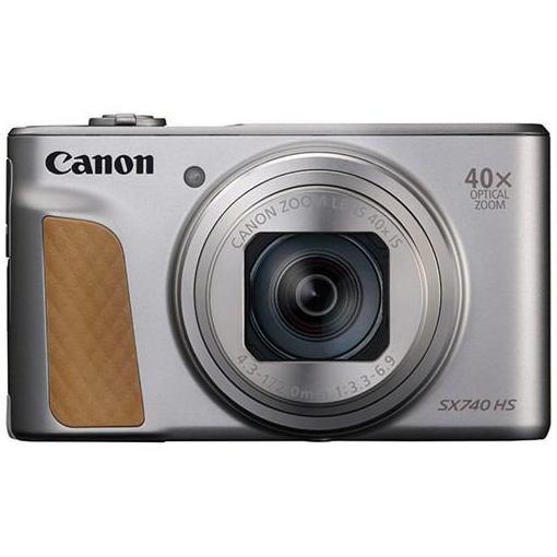 キヤノン PSSX740HSSL コンパクトデジタルカメラ PowerShot(パワーショット) SX740 HS(シルバー)