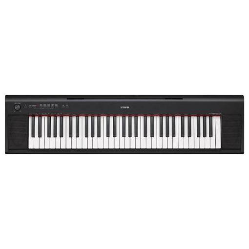 【ポイント10倍!4月28日(日)20:00~5月1日(水)23:59まで】ヤマハ NP-12B 電子キーボード 「piaggero(ピアジェーロ)」 61鍵盤 ブラック