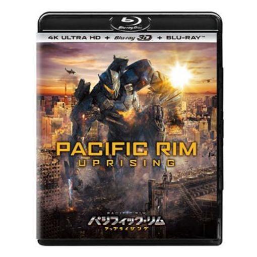 【4K ULTRA HD】パシフィック・リム:アップライジング アルティメット・コレクターズ・エディション -シベリア対決セット-