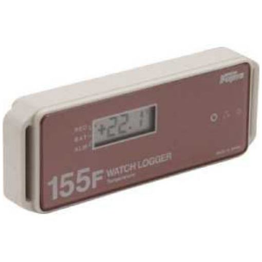 Fujita 表示付温湿度データロガー(フェリカタイプ)
