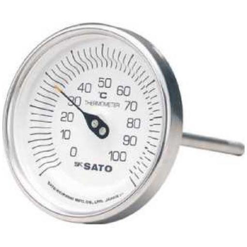 【ポイント10倍!】佐藤  バイタル温度計BM-T型