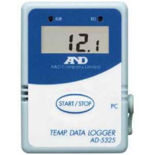 【ポイント10倍!】A&D 温度データーロガー 4000メモリースタート・セット