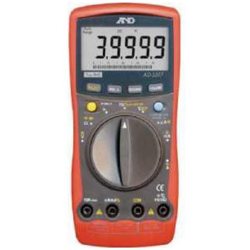 A&D デジタルマルチメーター高分解能、高機能形温度測定