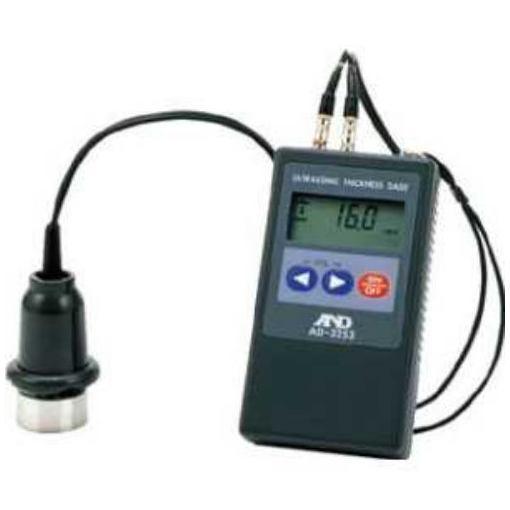 A&D 超音波厚さ計測定範囲0.8~100mm