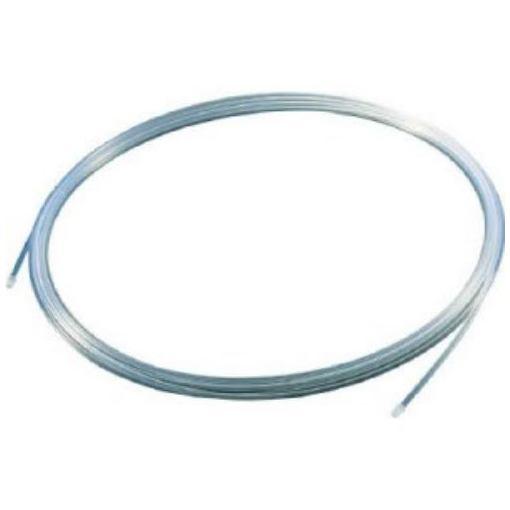TRUSCO フッ素樹脂チューブ TRUSCO 内径6mmX外径8mm 長さ10m 長さ10m, aDrer.:79259246 --- officewill.xsrv.jp