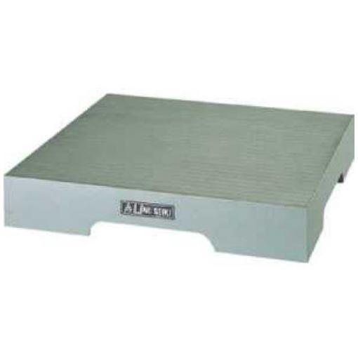 【ポイント10倍!】ユニ 箱型定盤(機械仕上)300x300x60mm