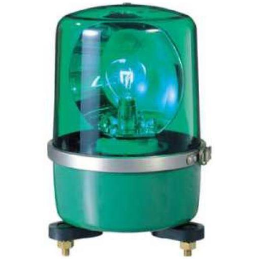 【ポイント10倍!】パトライト SKP-A型 中型回転灯 Φ138 緑