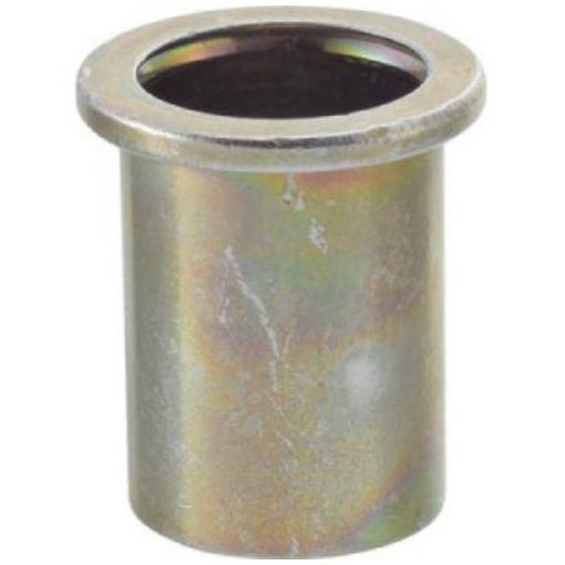 TRUSCO クリンプナット平頭スチール 板厚2.5 板厚2.5 500入 M8X1.25 TRUSCO 500入, 宝石のエンジェル:715c500d --- sunward.msk.ru