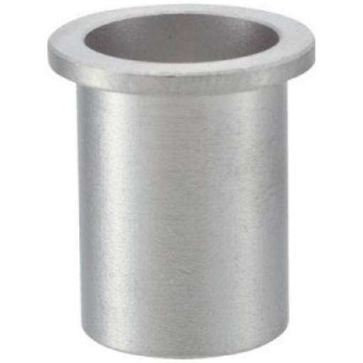 TRUSCO クリンプナット平頭ステンレス 板厚2.5 M5X0.8 100入