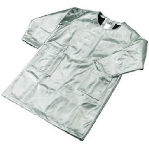 【ポイント3倍!】TRUSCO スーパープラチナ遮熱作業服 エプロン XLサイズ