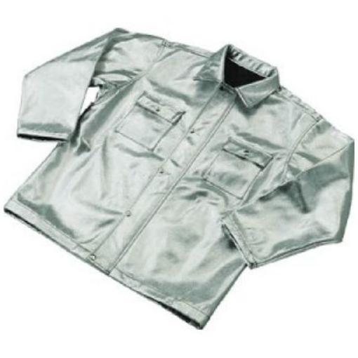 TRUSCO スーパープラチナ遮熱作業服 上着 Lサイズ
