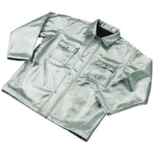TRUSCO スーパープラチナ遮熱作業服 上着 LLサイズ
