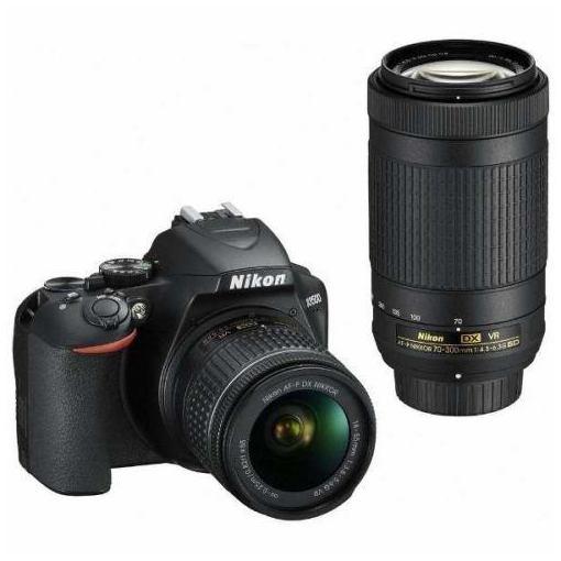 ニコン D3500-W70300KIT デジタル一眼レフカメラ「D3500」ダブルズームキット