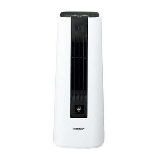 シャープ HX-HS1-W セラミックヒーター プラズマクラスター7000 ホワイト系