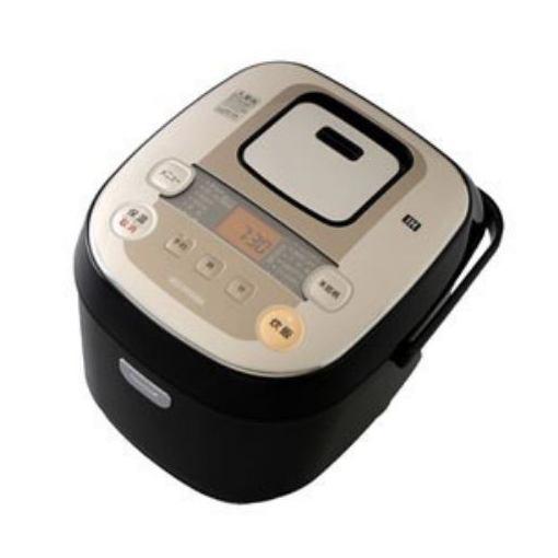 アイリスオーヤマ KRC-IB10-B IHジャー炊飯器(1升炊き) ブラック  銘柄炊き