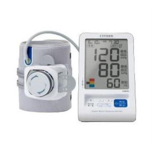 シチズン CHD701 電子血圧計 ダイヤルカフ