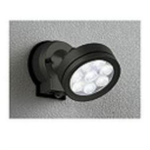 【ポイント3倍!】オーデリック OG254213 LED人感センサ防雨型エクステリアスポットライト 昼白色タイプ