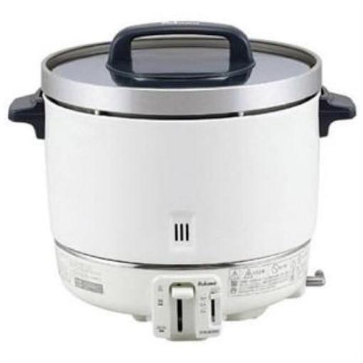 パロマ PR-403S 大型ガス炊飯器 1.2~4.0L(6.7~22.2合) 13A 都市ガス用