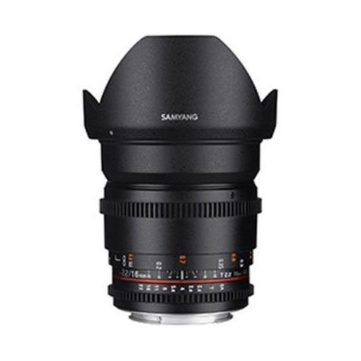 SAMYANG 16mm T2.2 VDSLR ED AS UMC CS II マイクロフォーサーズ用