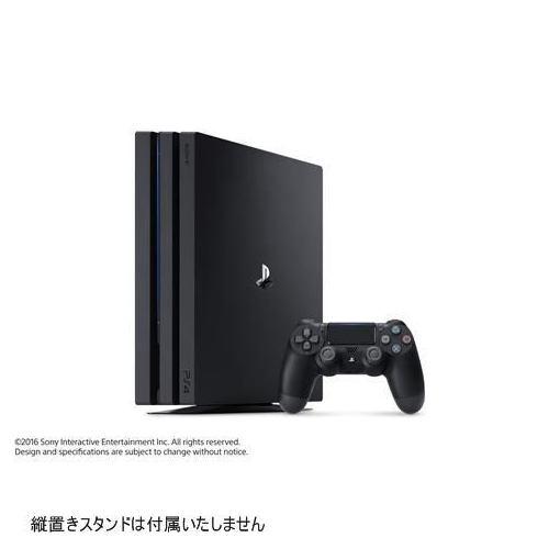 【ポイント2倍!2月20日(木)00:00~23:59まで】PlayStation4 Pro ジェット・ブラック 1TB CUH-7200BB01